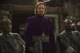 Gary Oldman plays a dashingly semi-evil Father Solomon.