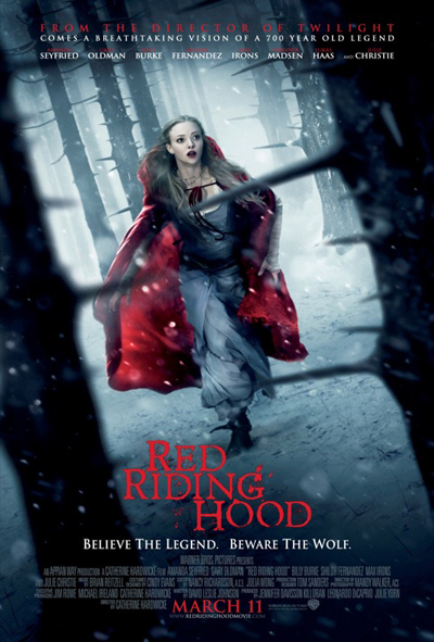 Red Riding Hood Promotional Poster