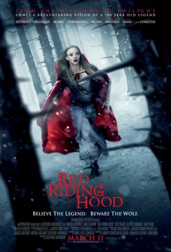 Red Riding Hood 2011 Film Review