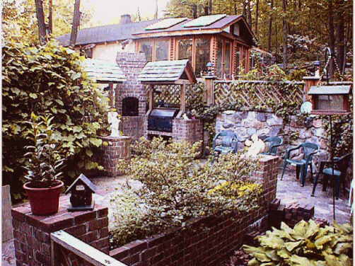 Outdoor Sacred Space