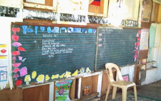 The kindergarten room (Photo by Travel Man)