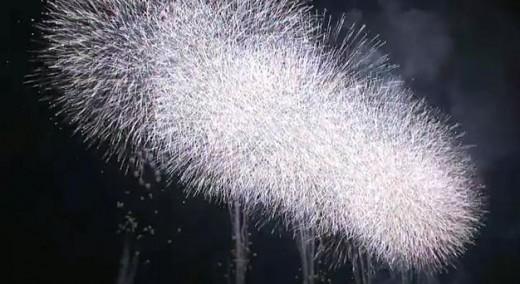 Niagara Falls - Fireworks