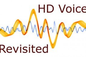HD voice with VoIP