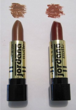 Jordana Matte Lipsticks...a Must Have