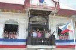 Gen. Aguinaldo's declaration of Philippine independence