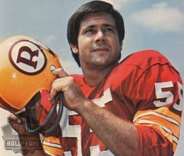 Chris Hanburger, Pro Football Hall of Fame Class of 2011