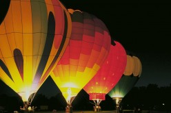 The Poteau Balloon Festival: A Kaleidoscope of Color
