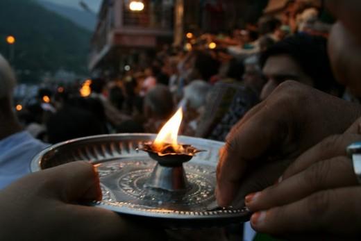 Maha Aarti - Triveni Ghat Rishkesh
