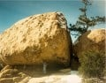 Large Boulders Out At The Pinnacles