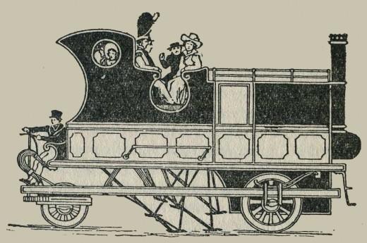 David Gordon's Steam Carriage, 1824
