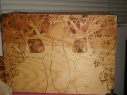 Pyrography Ideas