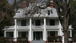 A Beautiful Old Southern Home