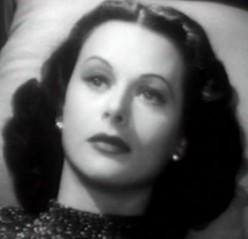 Hedy Lamarr at her peak