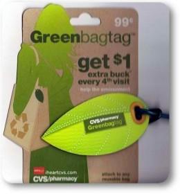 The Green Bag Tag
