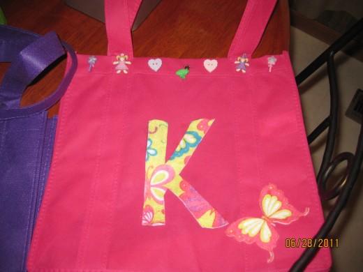 Kiya's Bag