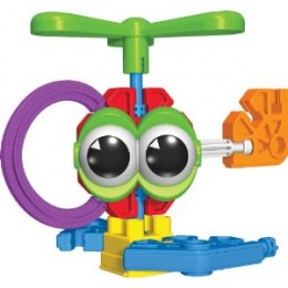 K'Nex creature made with Flying Friends Set