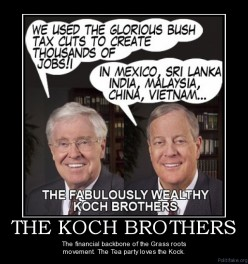 The Koch Brothers Are Buying America! Progressives Say: Boycott Their Products! Updated March 14, 2011!