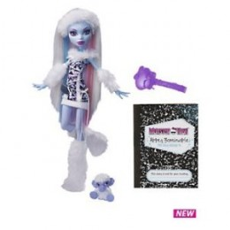 Monsters High Abbey Bominable doll