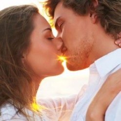 How do you like to get kissed by your partner?