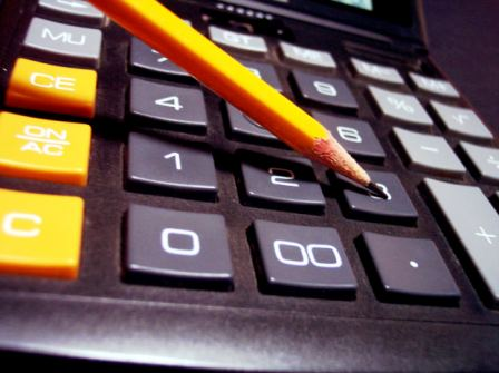 Online calculators are abundant online