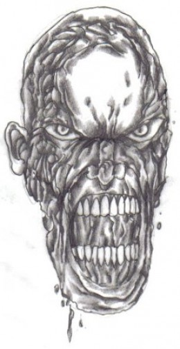 Draw Zombies be inspired to draw a Zombie with this definitive drawing guide to inspire you.
