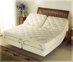 Selecting A Mattress for an Adjustable Bed