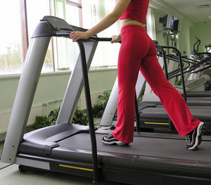 walk treadmill