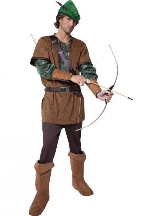 Nottinghamshire Cycling- Watch out for Robin Hood