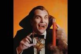 DRACULA SENT CHILLS UP THE SPINES OF MILLIONS OF AMERICANS WITH HIS SMOOTH STYLE OF TAKING CHARGE OF ANY SITUATION.
