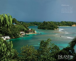 Port Antonio and Navy Island (once resident to Eroll Flynn)