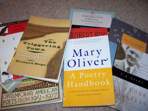 Books About Poetry