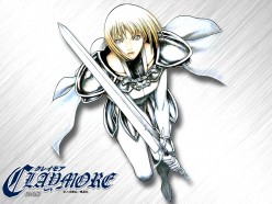 Anime Review 17: Claymore, Slayers, Lupin the Third, and Simoun