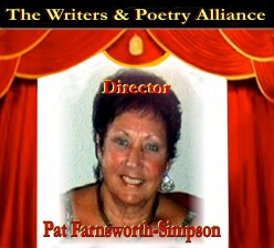 AN INTERVIEW WITH PUBLISHER, AUTHOR & POETRY FORUM OWNER PATRICIA FARNSWORTH SIMPSON