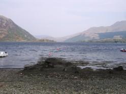 Loch Etive, Argyll, Scotland
