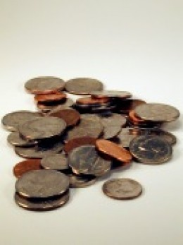 If you check your loose change you might find a rare and expensive coin!