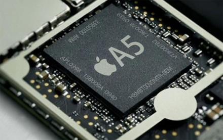 Apple Dual Core A5 Processor