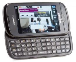 Samsung Craft, 4G, but not a smart phone!