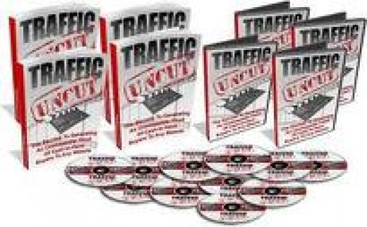 dont become so obsessed with traffic that you lose track of converting traffic to customers.