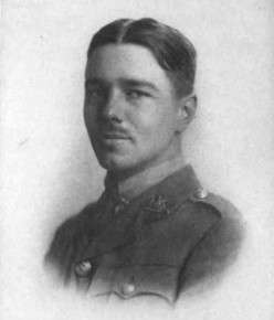 Wilfred Owen: Poet in the Horrors of War