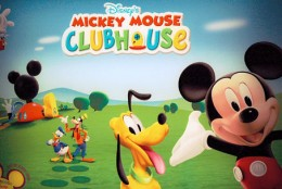 Mickey Mouse Clubhouse Coloring Color Example