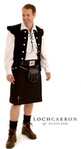 Traditional Scottish Dress