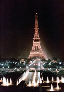 Image of la Tour d'Eiffel, Paris, France