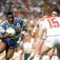 Ellery Hanley MBE - British and World rugby league legend