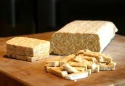 Highly Nutritious Tempeh!