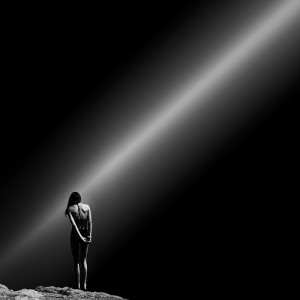 Solitary Woman