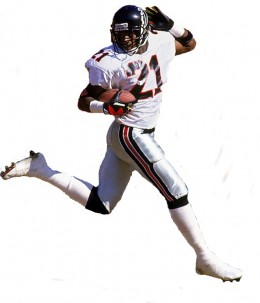 Deion Sanders Pro Football Hall of Fame Class of 2011