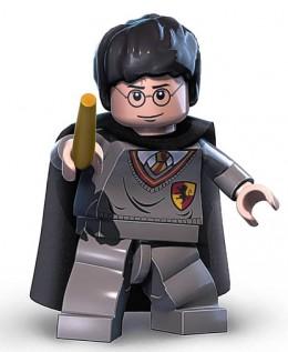 Harry Potter Lego Figure