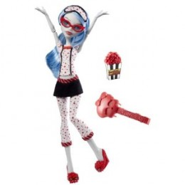 Monster High Dead Tired Doll: Ghoulia Yelps
