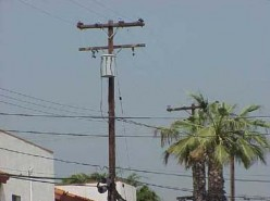 Useful Things to do With Utility Poles and Railroad Ties