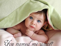 Do you need a Baby Name? I have the perfect one for YOU!